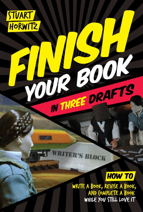 Protected: Finish Your Book in Three Drafts